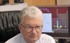 Tytuł doktora honoris causa dla prof. Yurija Oganessiana