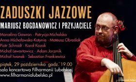 """Invitation to concert """"Zaduszki jazzowe. Mariusz..."""