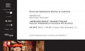 Invitation to exhibition by dr hab. szt. Joanna Polak...