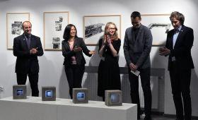 "Exhibition ""Interventions"" PHOTOREPORTAGE"