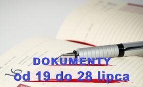 Terminy przyjmowania dokumentów papierowych na studia