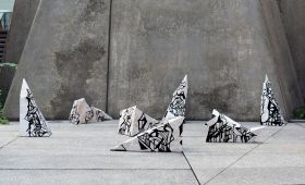 "The exhibition ""Wybrane dyplomy 2021"" | Photo..."