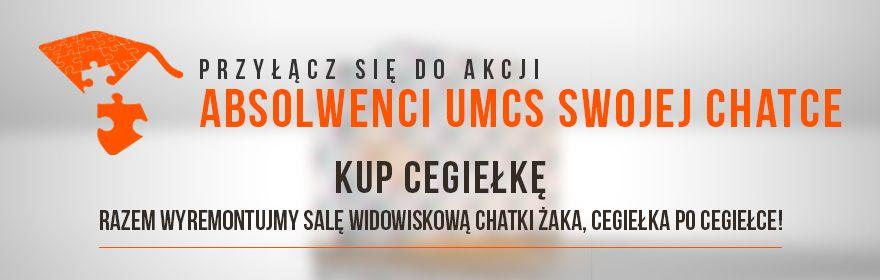 Absolwenci UMCS - swojej Chatce