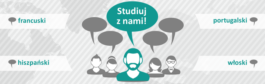 Studiuj w Instytucie Filologii Romańskiej!