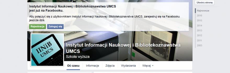 IINiB na FB