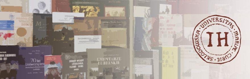 Wydawnictwa Instytutu Historii UMCS