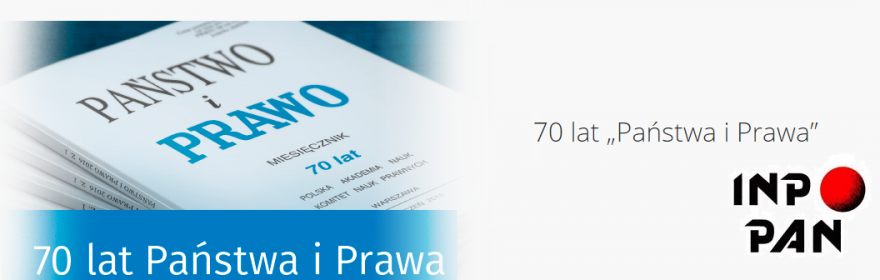 """Prof. A. Hanusz w Komitecie Redakcyjnym """"Państwa i..."""