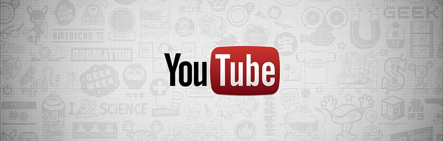 Zobacz nas na YouTube!