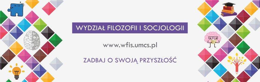Witaj na stronie Wydziału Filozofii i Socjologii