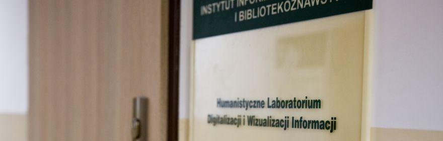 Humanistyczne Laboratrium Digitalizacji i Wizualizacji...