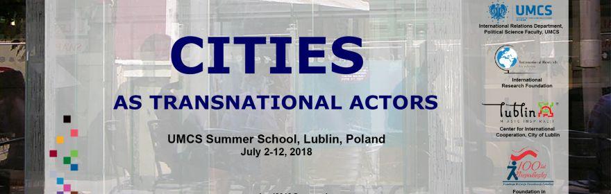 UMCS Summer School 2018