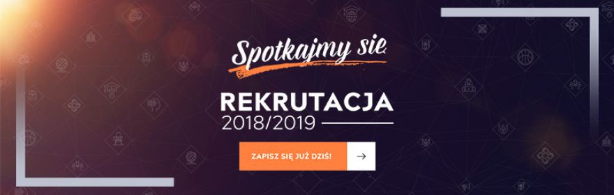 Rekrutacja 2018/2019