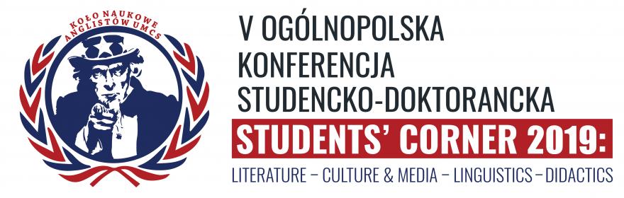 "Konferencja ""Students' Corner 2019"""