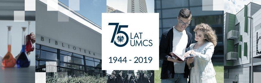 Obchody 75-lecia UMCS w Lublinie