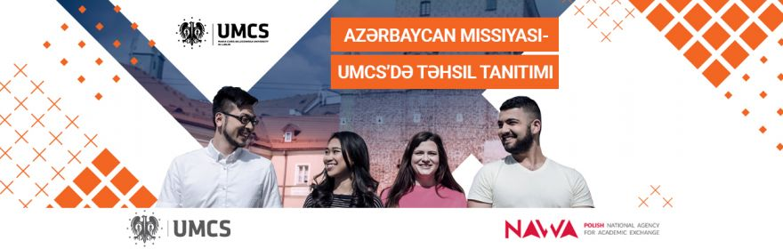 Azərbaycan Missiyasi - UMCS'də Təhsil Tanitimi