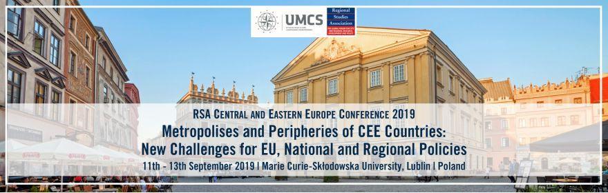 2019 RSA CEE Conference (Lublin, 11-13 września 2019)