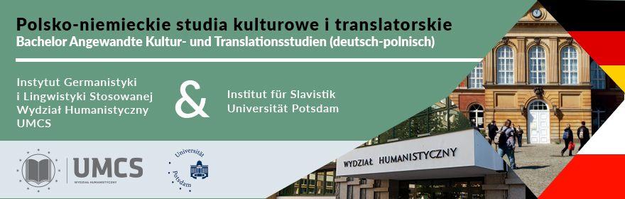 Polsko-niemieckie studia kulturowe i translatorskie