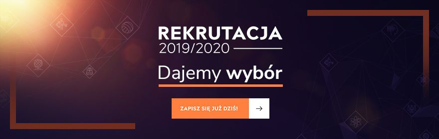 Rejestracja na studia 2019/2020