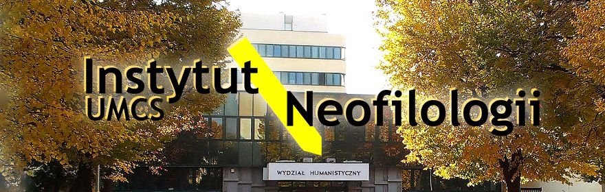 Witamy w Instytucie Neofilologii
