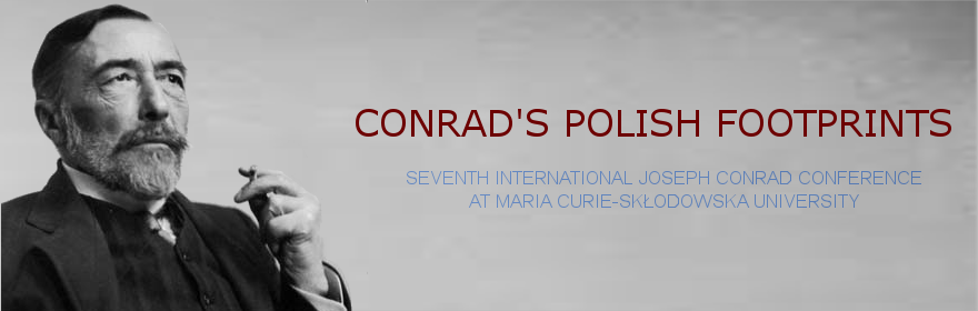 SEVENTH INTERNATIONAL JOSEPH CONRAD CONFERENCE, 21–25...