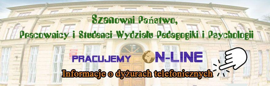 Dyżury Dziekanatu