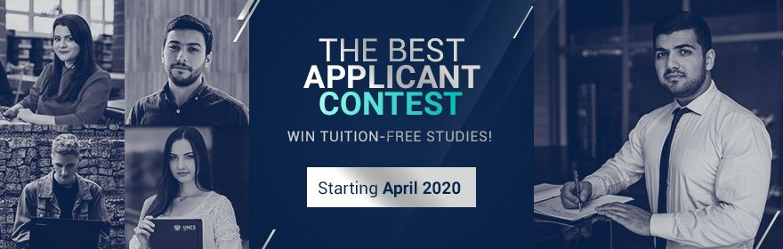 Win Tuition-free studies!