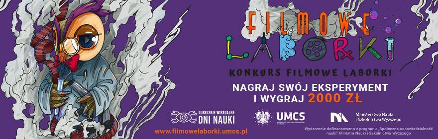 Konkurs Filmowe Laborki