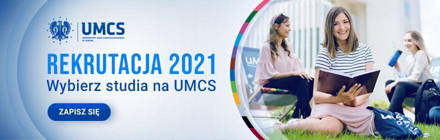 REKRUTACJA 2021 Wybierz studia na Wydziale Chemiii UMCS w...