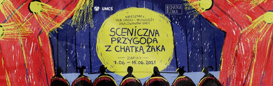Zapraszamy dzieci na wakacyjne warsztaty w Chatce Żaka!