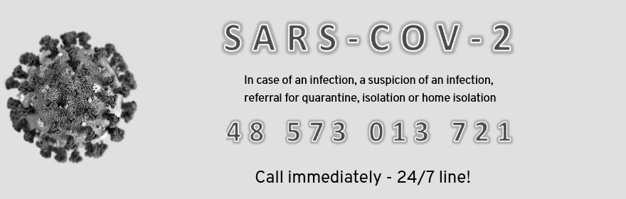 SARS-COV-2 - INFO