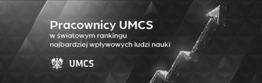 Chemicy UMCS w międzynarodowym Rankingu TOP 2%
