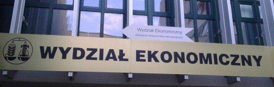 Faculty of Economics