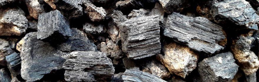 JM5 - węgle drzewne pozostałe ze spalonej belki (Ob. I)