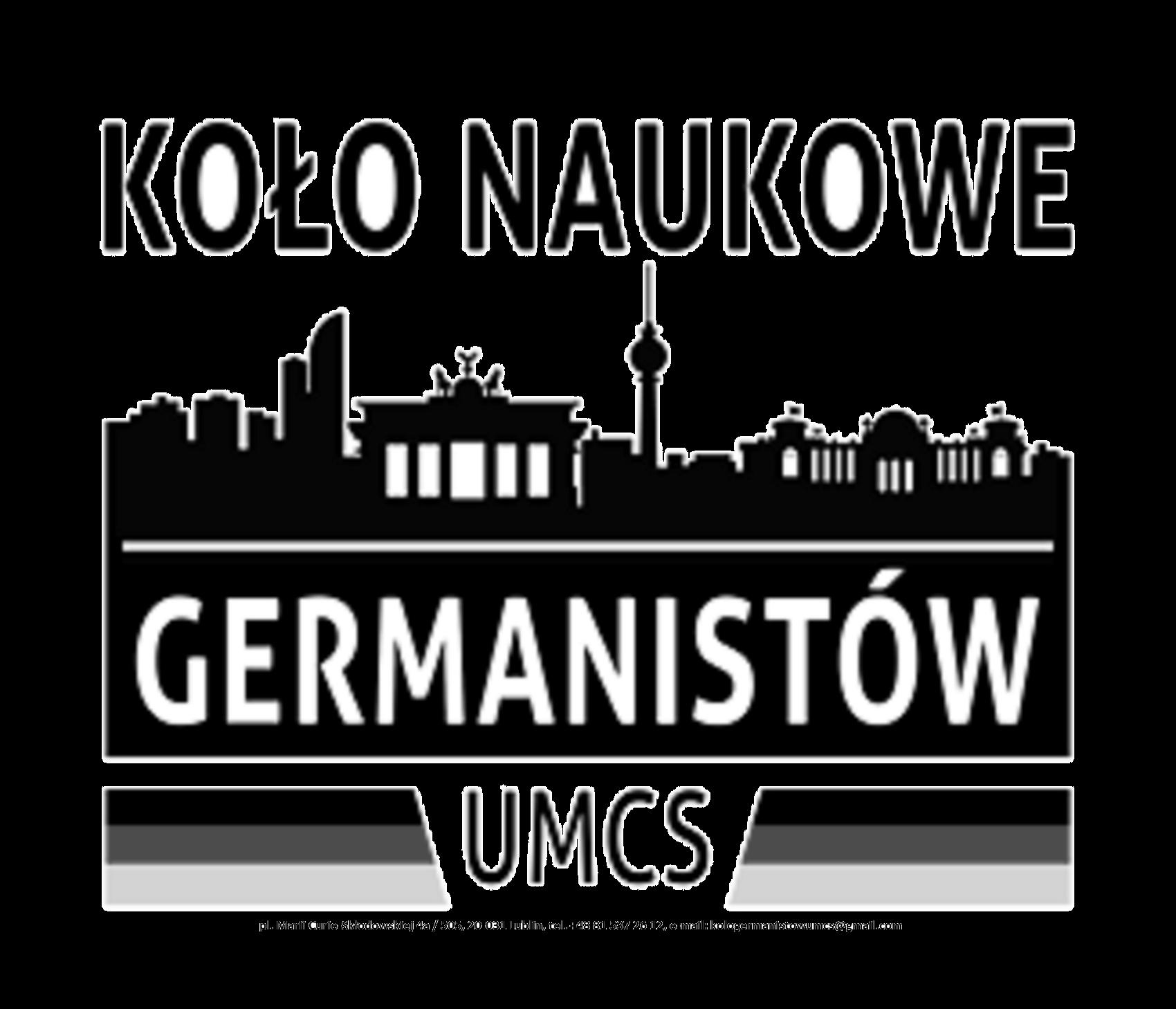 Koło Naukowe Germanistów UMCS