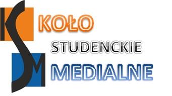 Logo Koło Studenckie Medialne