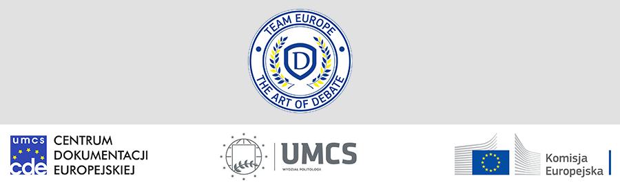 Logotypy debat i projektu