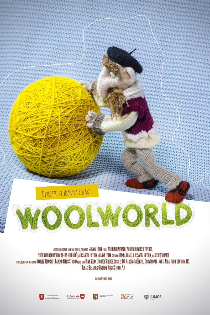 Poster Woolworld