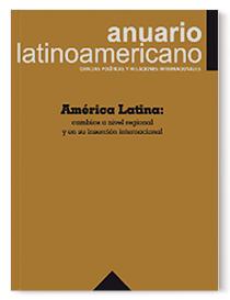Anuario Latinoamericano – Ciencias Políticas y Relaciones Internacionales