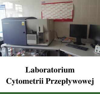 Laboratorium Cytometrii Przepływowej