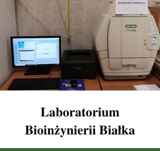 Laboratorium Bioinżynierii Białka