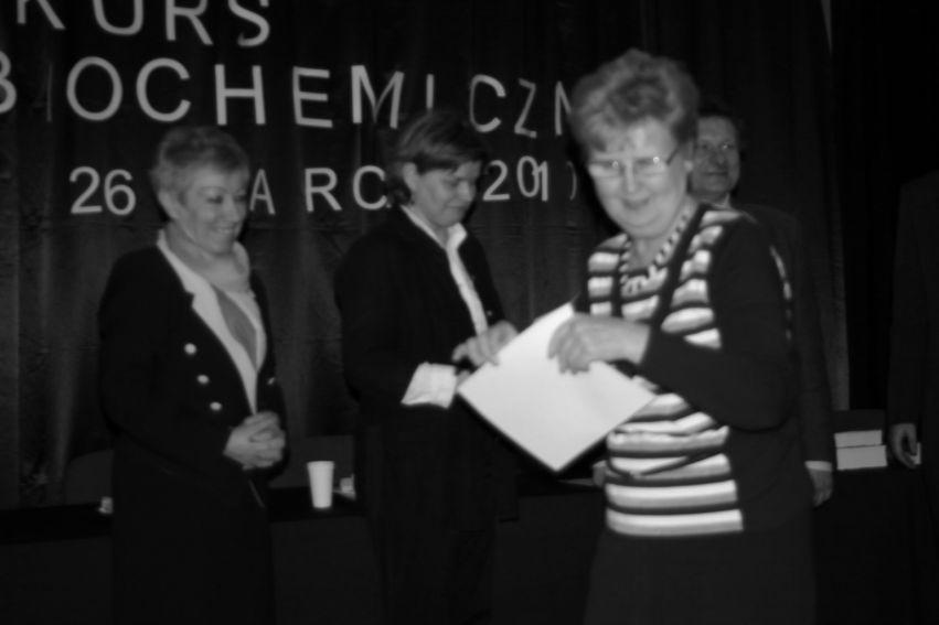 Konkurs Biochemiczny - I edycja