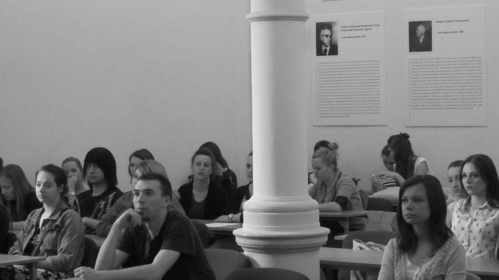 Wizyta Dyrektor Nauczycielskich Studiów Zawodowych ze...