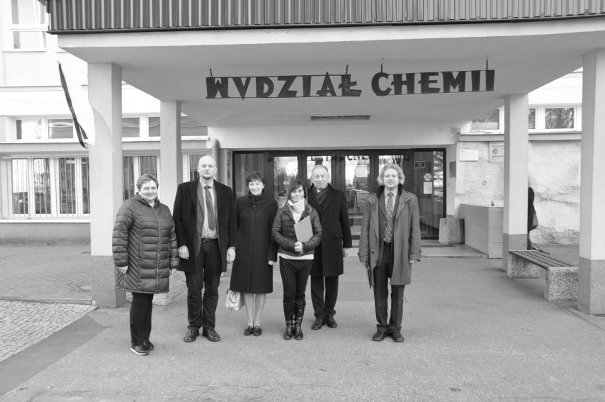 Spotkanie z przedstawicielami Instytutu Ciężkiej Syntezy...