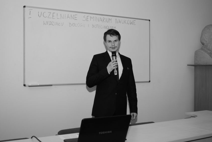 I Uczelniane Seminarium Naukowe Studentów Wydziału...