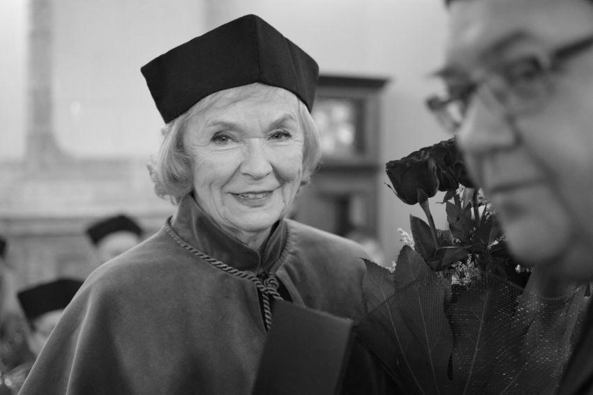 Prof. Teresa Łoś-Nowak doktorem honoris causa UMCS