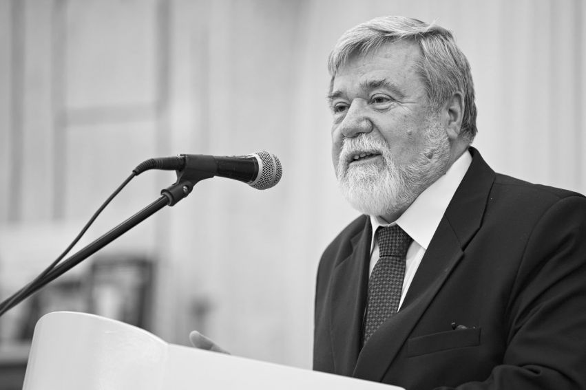 Jubileusz Profesora Jana Adamowskiego
