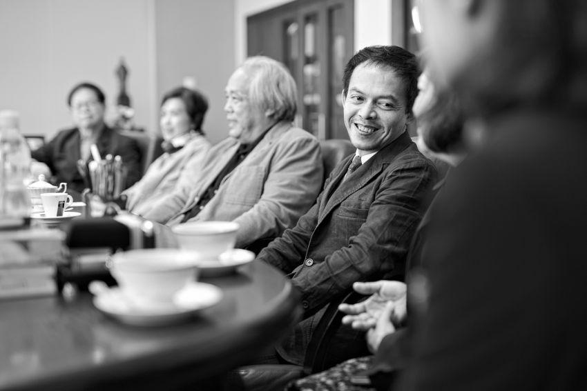 Thai artists visit our University