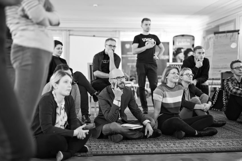 Innovation Bootcamp in Lublin 03-04.12.2019 (Poland)