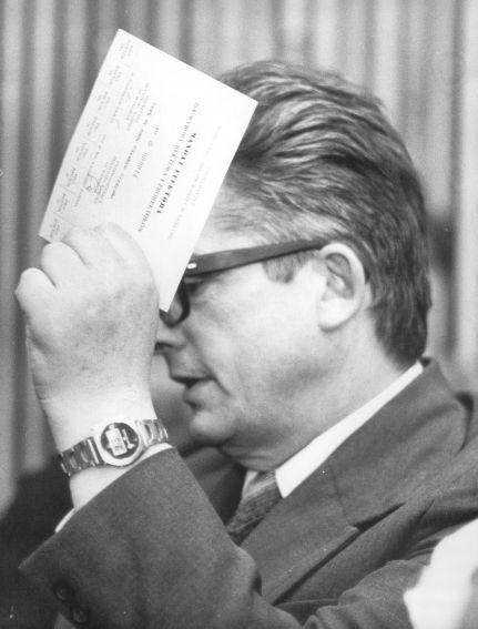 Mandat elktora trzyma Rektor prof. W. Skrzydło
