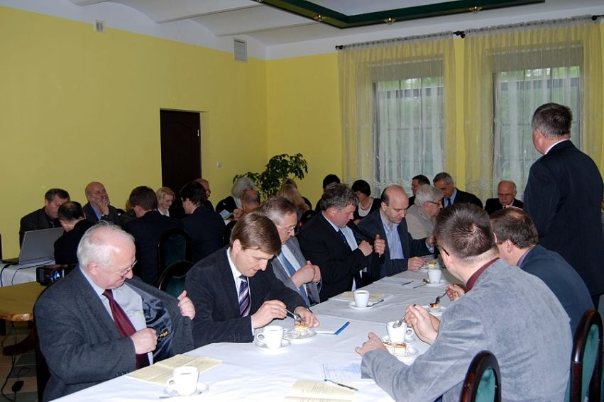 XXIII konferencja kierowników uczelnianych jednostek...